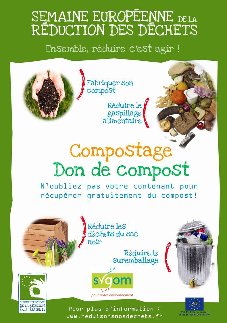 Poster SERD compostage